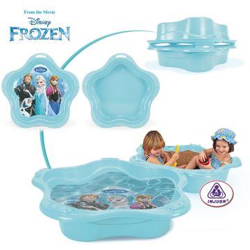 Imagen de Set de arenero - piscina Frozen