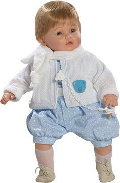 Imagen de Muñeca Baby Dulzón llorón Berbesa