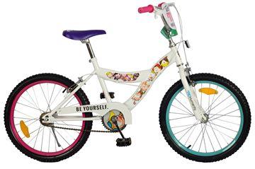 Imagen de Bicicleta Me Humanity Rodado 20 Girl