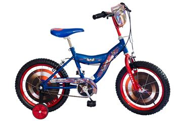 Imagen de Bicicleta Capitán América Rodado 16